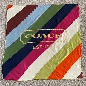 Coach bandana